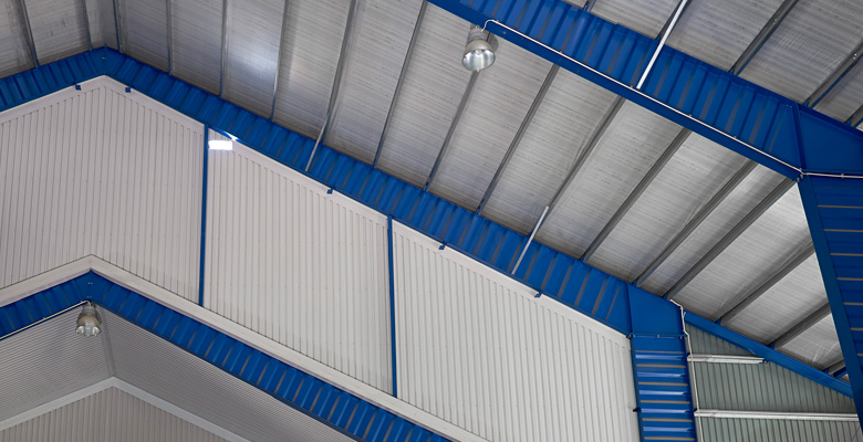 Borga's building elements produce flexible steel buildings | BORGA